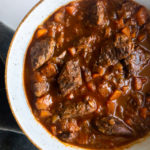 classic stovetop beef stew