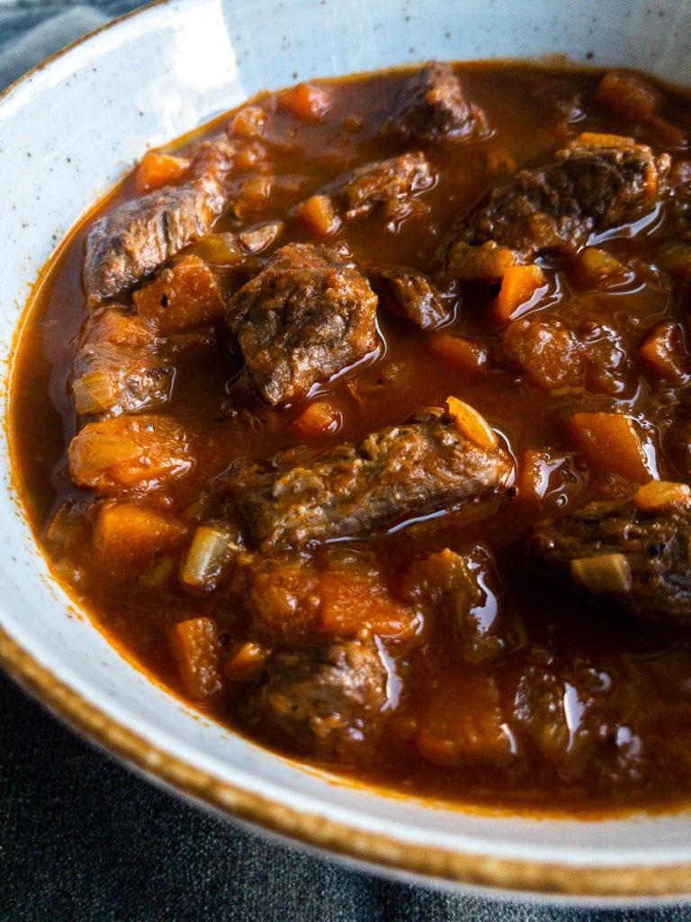Classic Stovetop Beef Stew Bites Of Beri